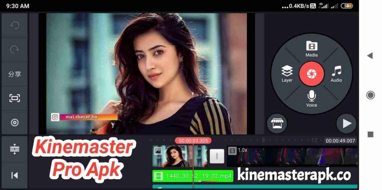 Download Kinemaster Pro Apk For Free 2020
