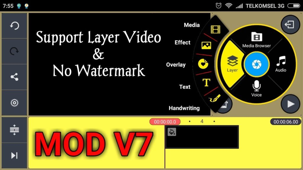 Kinemaster Mod V7 Free Image