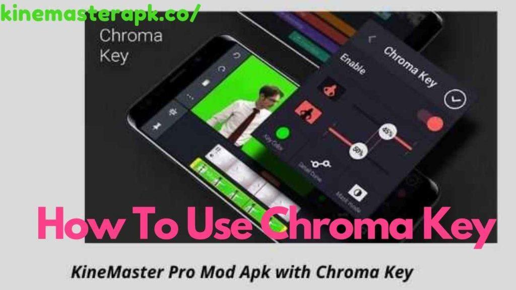how to enable chroma key