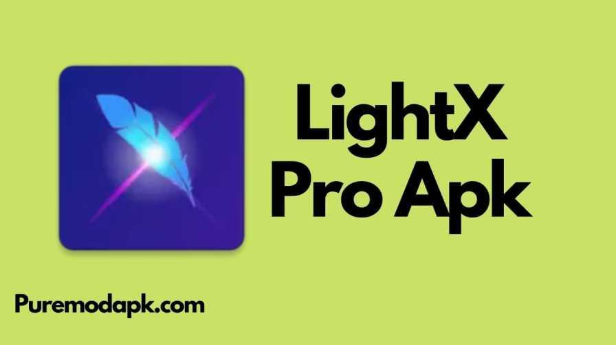 Download LightX Pro Apk